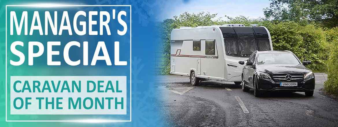Penrose Touring Managers Special Caravan Sale