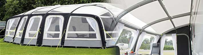 Kampa Awnings Product Guide - A Guide Kampa Awnings Details