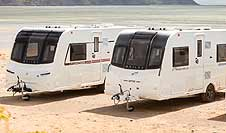 Ex Display Caravans