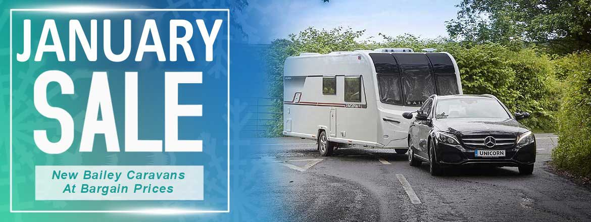 January Bailey Caravan Sale