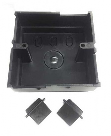 Back Box Black c/w Cams