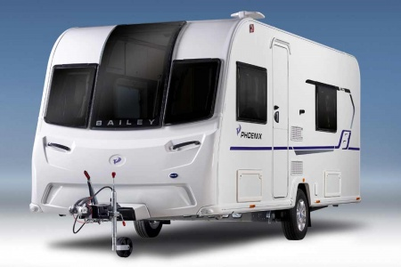 Bailey Phoenix 440 - Stock / Display Caravan