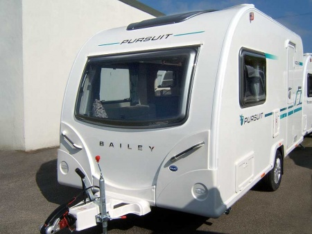 Bailey Pursuit 400-2