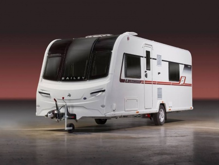 Bailey Unicorn Cadiz - Stock / Display Caravan