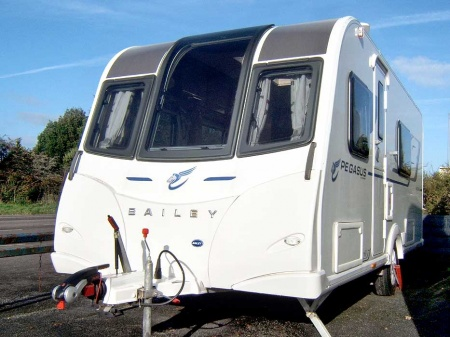 Swift Elegance 565 Used Caravan