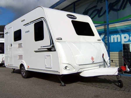 Bailey Ranger GT60 460-4 Used Caravan