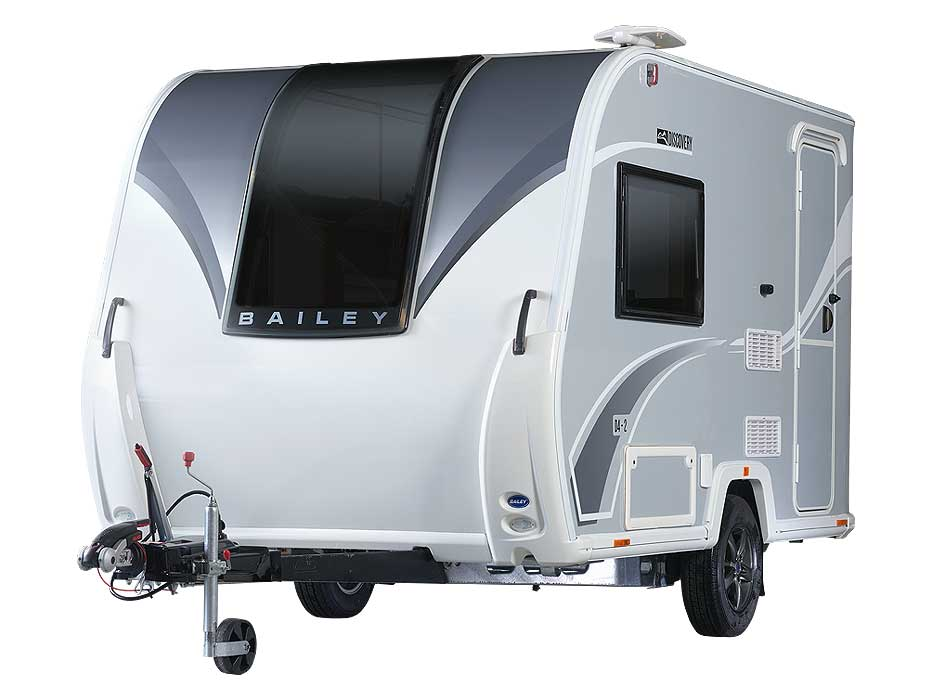 Bailey Discovery D4-2 - Exterior