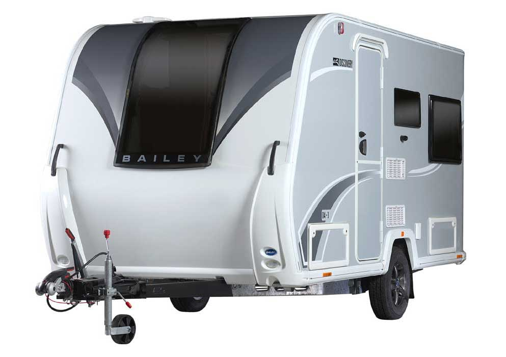 Bailey Discovery D4-3 - Exterior