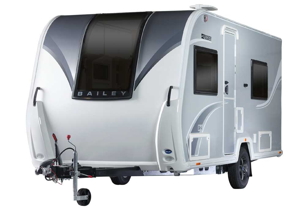 Bailey Discovery D4-4 - Exterior