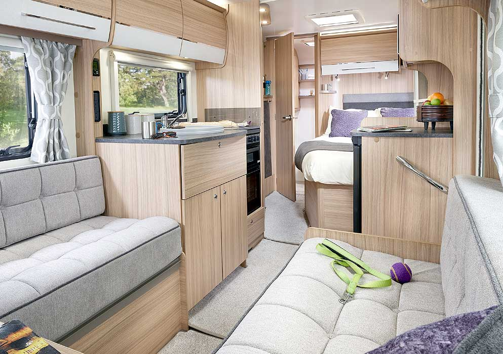 Bailey Phoenix 440 Interior