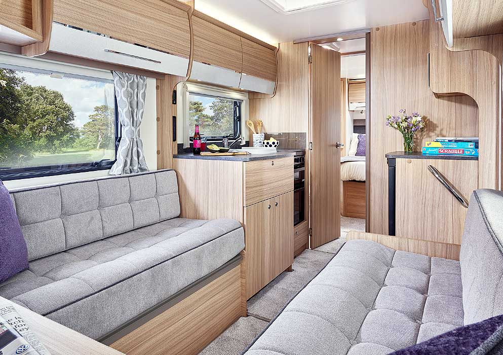 Bailey Phoenix 640 Interior