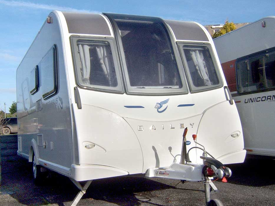 Alternative external view of the Swift Elegance 565