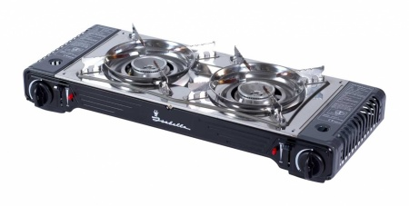 Isabella Double Gas Stove