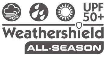 Kampa Weathershield All Season Logo
