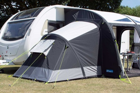 Kampa Inflatable Air Annexe with Inner Tent