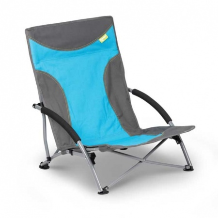 Kampa Sandy Low Chair Blue