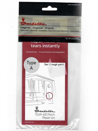 Isabella Tear Aid Patch Repair Set A