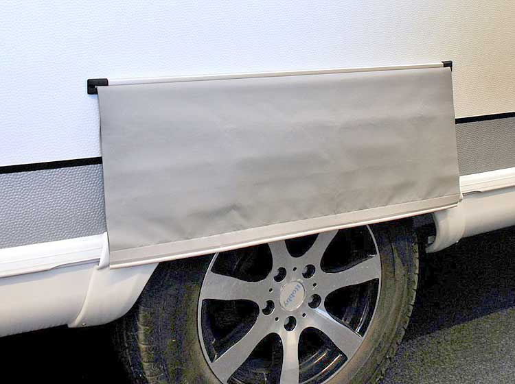 isabella universal wheel arch cover 150cm isabella spares