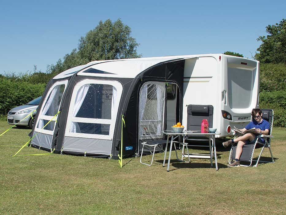 Kampa Ace Air Pro 300 Kampa Awnings
