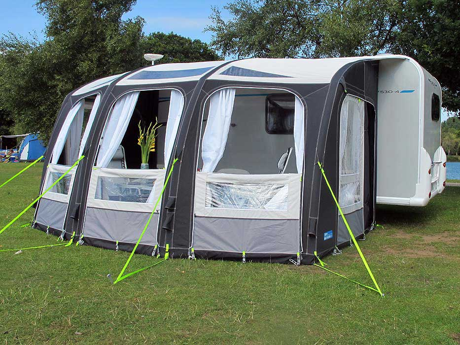 Kampa Ace Air Pro 400 Kampa Awnings