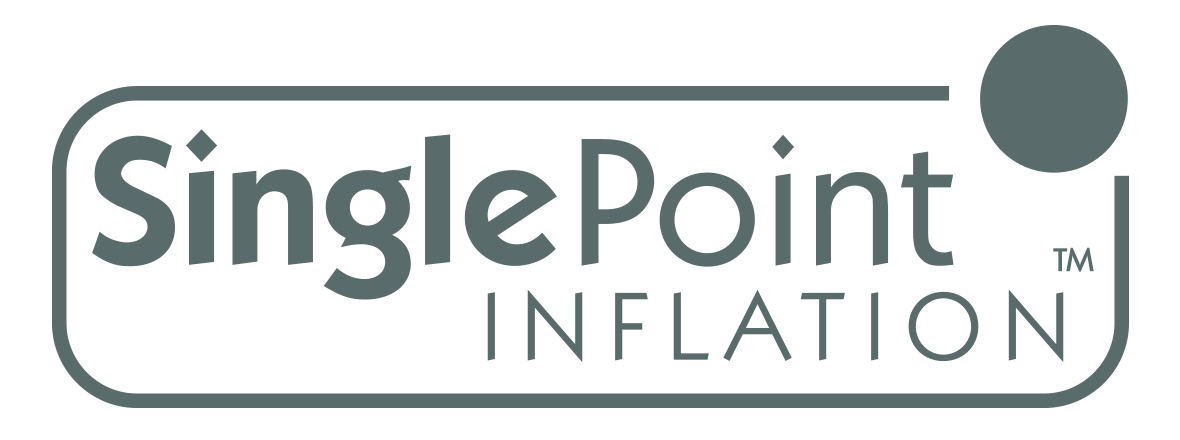 Kampa Single Point Inflation Logo