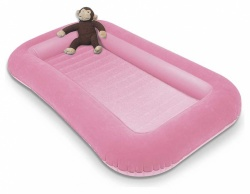Kampa Candyfloss Pink Junior Bed