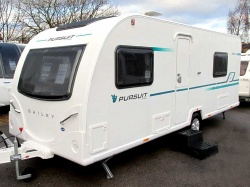 Bailey Pursuit 550-4 Ex-Display 2018