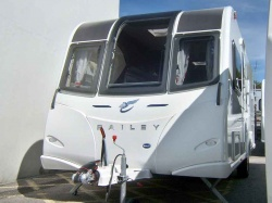 Bailey Unicorn Seville Used Caravan