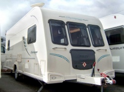 Bailey Olympus 525 Used Caravan