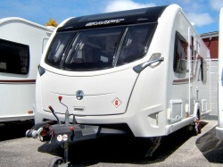 Bailey Senator Arizona S5 Used Caravan