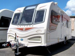 Bailey Ranger 470-4 S5 Used Caravan