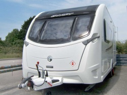Bailey Unicorn Cadiz Used Caravan