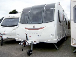 Bailey Unicorn Cadiz Series 3 Used Caravan