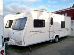 Swift Challenger 580 Used Caravan