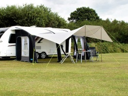 Kampa Ace Air 500 Sun Wing