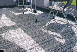 Kampa Continental Cushioned Carpet
