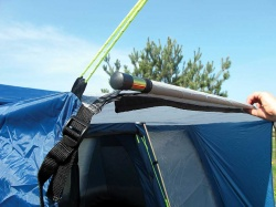Kampa Travel Pod Connecting Pole & Clamp Set