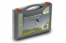 Kampa Glow In The Dark Peg Pack