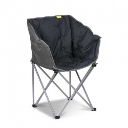 Kampa Tub Chair Charcoal