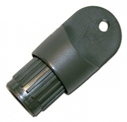 Isabella End Clamp for 26mm Poles